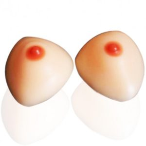 Silicone Breast Triangle D Cup-product of delhisextoystore