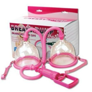Breast Trigger Double Enlargement Pump-product of delhisextoystore