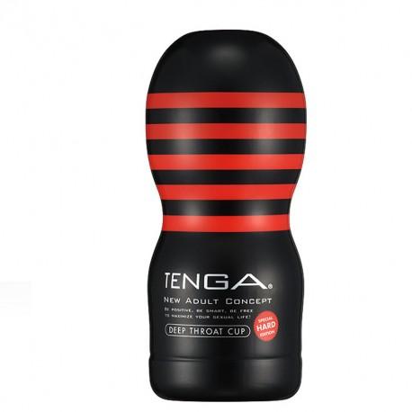 Strengthen Friction TENGA Deep Throat Oral Sex Flashlight-product of delhisextoystore