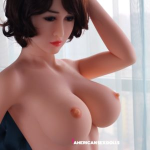 Solid Silicone Real Sex Doll-product of delhisextoystore