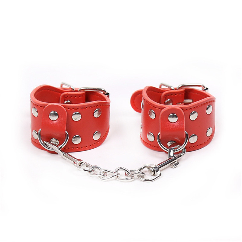 Be Naughty hand cuffs Play BDSM Kit-products of delhisextoystore