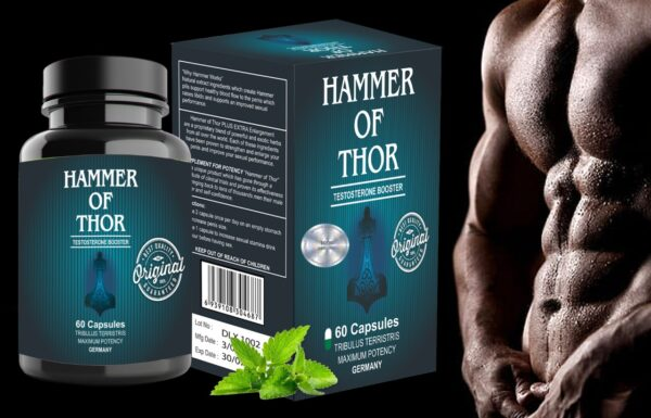 Hammer of Thor Increase sexual power for Male product of delhisextoystore